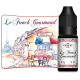 LE FRENCH GOURMAND - E-LIQUIDE EN FLACON DE 10ML PAR FLAVOR HIT - LE GOUT DE LA VAP