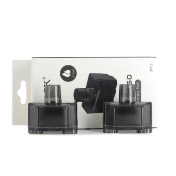 Cartouche Vide RPM160 en boite de 2 par Smoktech