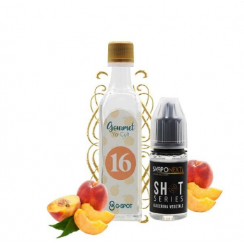Sedici 16 e-liquide 50ml G-Spot