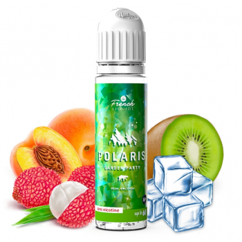 Polaris Garden Party E-Liquide 50ml Lips
