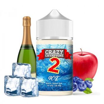 Crazy Chvmpvgne V2 Ice E-Liquide Mukk Mukk