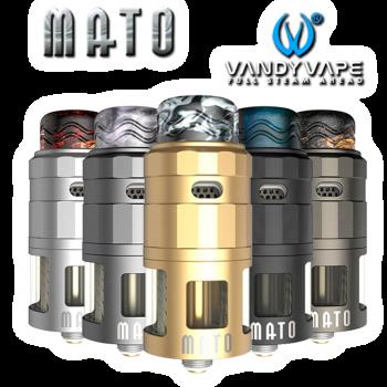 Mato RDTA Atomiseur 5ml 24mm - Vandy Vape