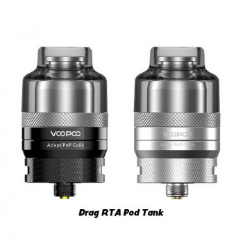 Atomiseur Drag RTA POD Tank VooPoo