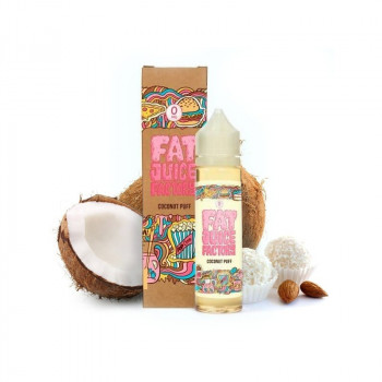 COCONUT PUFF 50ML - FAT JUICE FACTORY - PULP
