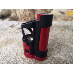Zero Nega 2 by Sunbox Red Crimson Edition 18650