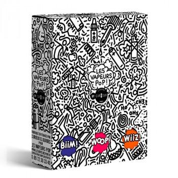Tripack Gamme E-Liquide Les Vapeurs Pop