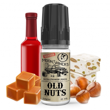 Old Nuts E-Liquide 10ml Moonshiners