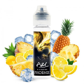 Phoenix e-liquide 50ml A&L