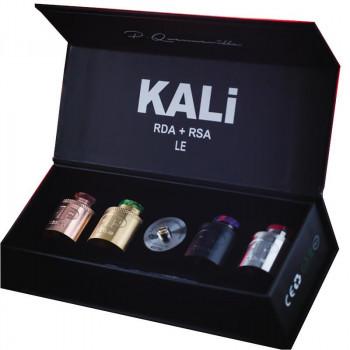 Kali V2 RDA RSA 28mm Edition Limitée Master Kit