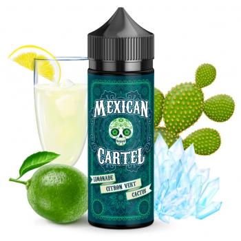E-Liquide Limonade Citron Vert 100ml Cactus Mexican Cartel