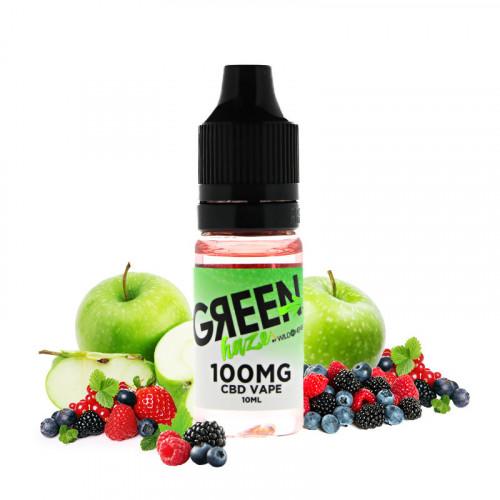 CBD 10 ML Green Haze Plush Appleberry Wild Hemp