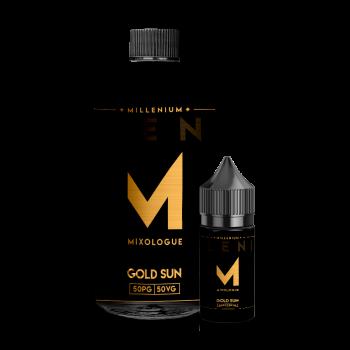 E-Liquide Gold Sun Millenium Mixologue