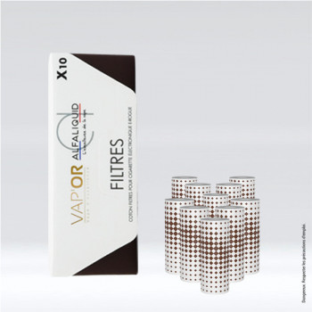 Filtre MTL Pod E-Rogue x 10
