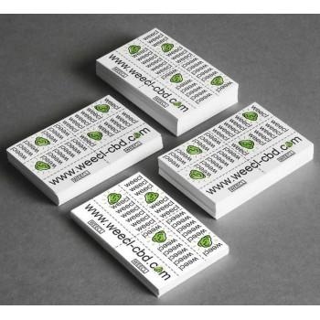 Cartonk, Carte cartons pre decoupes