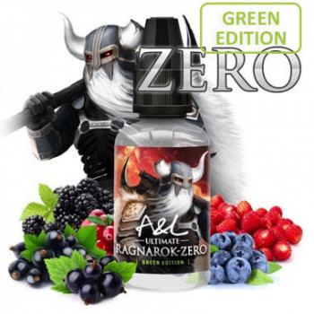 Concentre Ragnarok Zero 30ML Green Edition