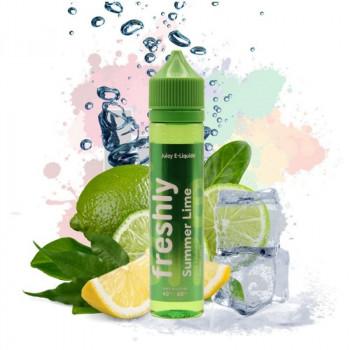 Summer Lime E-Liquide Freshly 50ml