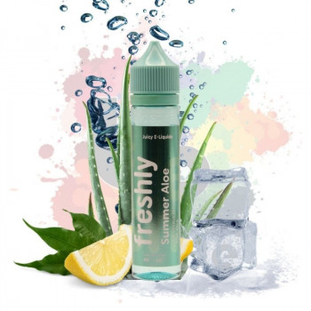 Summer Aloe E-Liquide Freshly 50ml