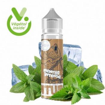 Natural Menthe Verte 50ml E-Liquide Curieux