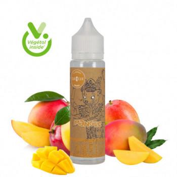 Natural Mangue 50ml E-Liquide Curieux