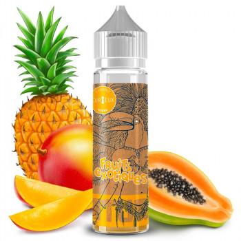 Natural Fruits Exotique 50ml E-Liquide Curieux