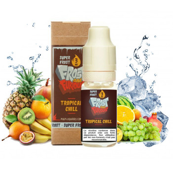 TROPICAL CHILL SUPER FROST 10ML - FROST AND FURIOUS - PULP