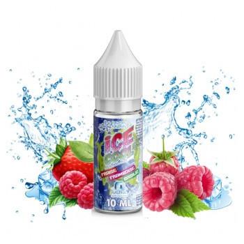 E-liquide Fraise Framboise Basilic 10ml Ice Cool