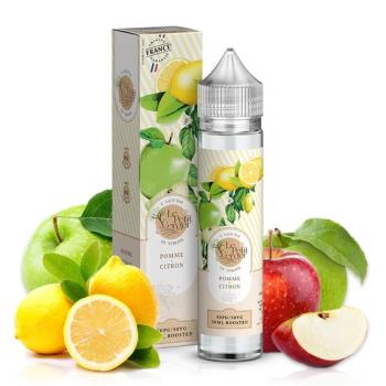 E-liquide Pomme Citron 50ml Le Petit Verger