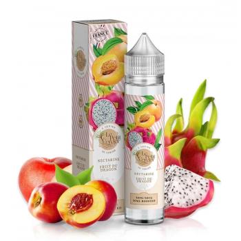 E-liquide Nectarine Fruit du Dragon 50ml Le Petit Verger