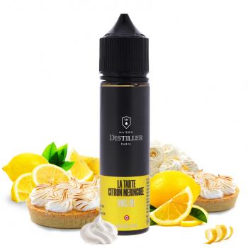La Tarte Citron Meringuee 50ml - Maison Distiller