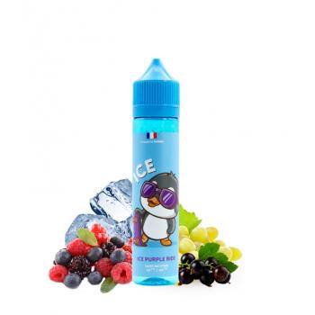 E-liquide Ice Purple Ride 50ml Bobble