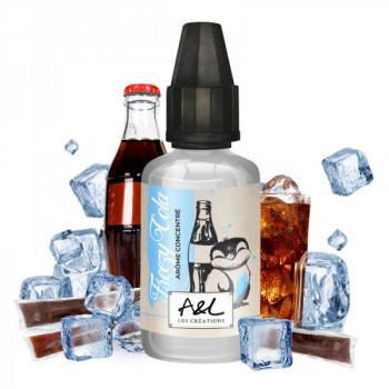Concentre Freezy Cola 30ml Les Creations Aromes et Liquides