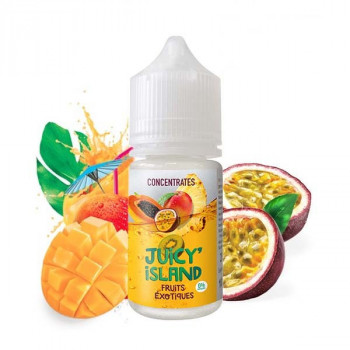 Concentre Fruits Exotique 30ml Juicy island