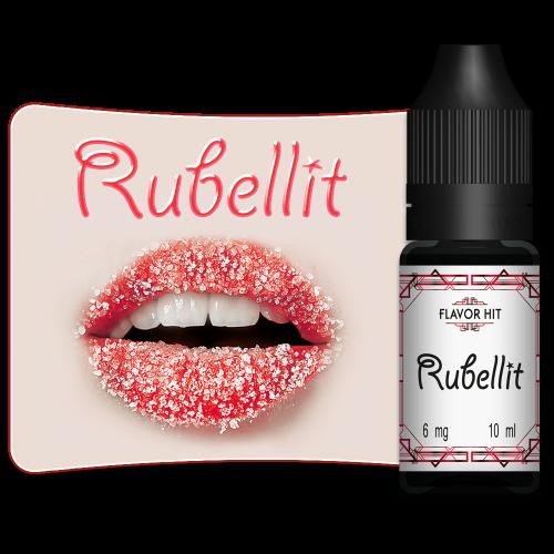 RUBELLIT - 10ML - FLAVOR HIT