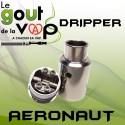 AERONAUT RDA COULEUR NOIR - DRIPPER - LE GOUT DE LA VAP