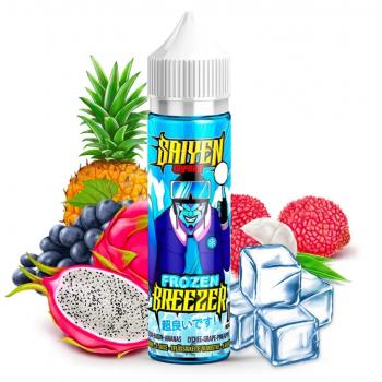 E-liquide Frozen Breezer 50ml Saiyen Vapors