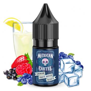 Concentre Limonade Fruits Rouges Bleusts par Mexican Cartel