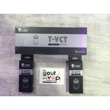 PACK DE 5 RÉSISTANCES T-VCT SSC 0.45 OHM - LE GOUT DE LA VAP