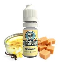 Crème Brûlée - arôme Supervape