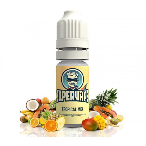 TROPICAL MIX - AROME CONCENTRE - SUPERVAPE
