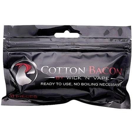 Cotton Bacon V 2.0 Wick'n'Vape CIGARETTE ELECTRONIQUE - LE GOUT DE LA VAP