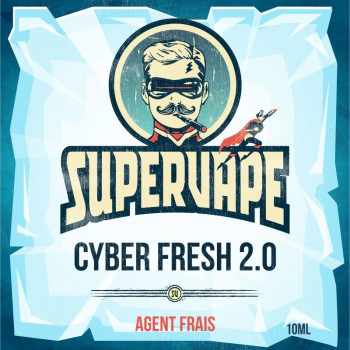 CYBER FRESH 2.0 - ADDITIF - SUPERVAPE