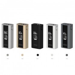 CUBOID MINI - BOX 80W TC DE JOYETECH - CIGARETTE ELECTRONIQUE - LE GOUT DE LA VAP