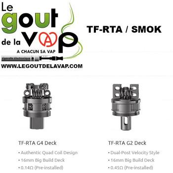 PLATEAUX RECONSTRUCTIBLE TF-G2 ET OU TF-G4