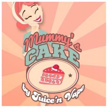 MAMMY'S CAKE ARÔME CONCENTRE JUICE'N VAPE E-LIQUIDE DIY - LE GOUT DE LA VAP