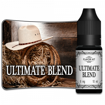 ULTIMATE BLEND EN 10 ML TABAC FLAVOR HIT