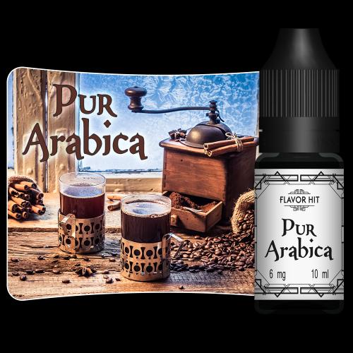 PUR ARABICA - 10ML - FLAVOR HIT