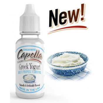 Greek Yogurt - CAPELLA