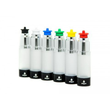 EZ DRIPPER BOTTLE PACK DE 6 Bouteille couleur différente - LE GOUT DE LA VAP