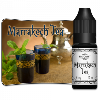 MARRAKECH TEA E-LIQUIDE FLAVOR HIT