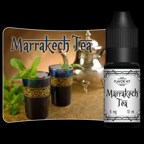 MARRAKECH TEA E-LIQUIDE FLAVOR HIT